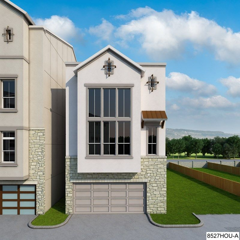 Single Family for Sale at Reserve At Washington - Roundstone Call For Appointment Houston, Texas 77008 United States