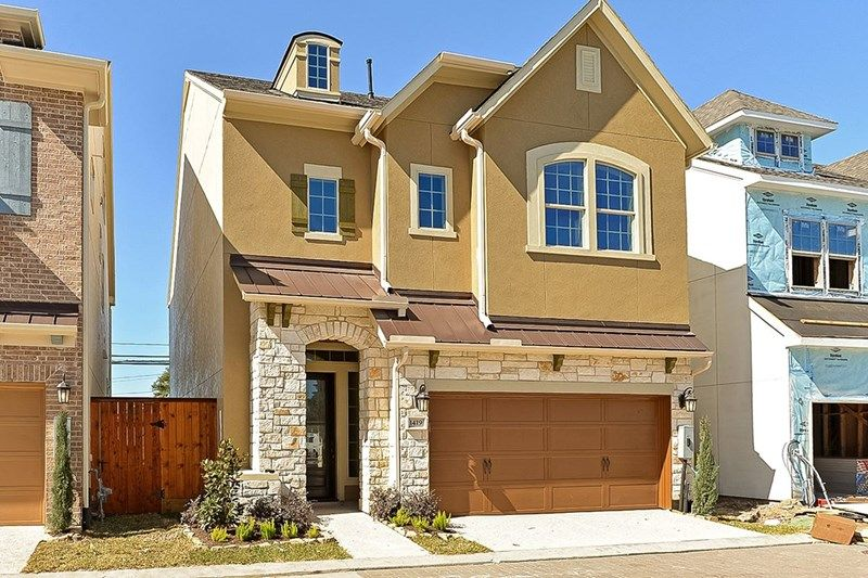 Single Family for Sale at Royal Oaks Square - Garden Homes - Haswell 11916 Wedemeyer Way Houston, Texas 77082 United States