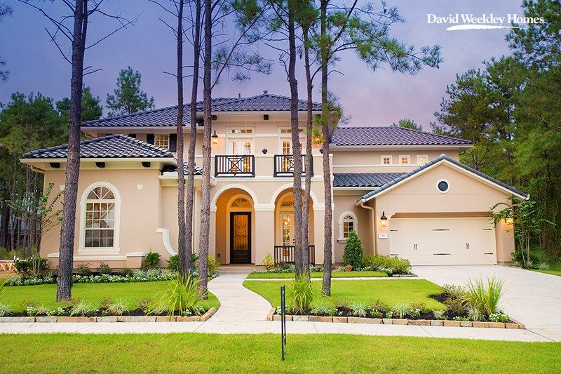 Single Family for Active at Towne Lake 90' - Great Oaks - Springdale 18019 Dockside Landing Dr Cypress, Texas 77433 United States
