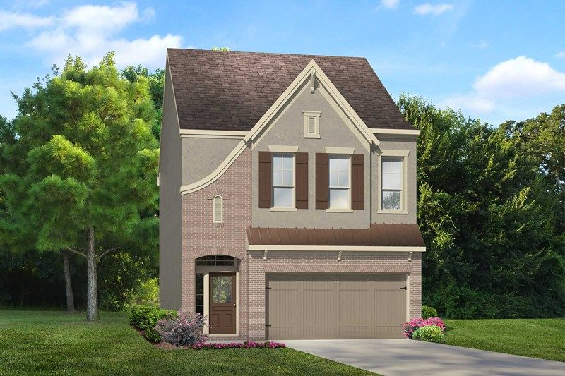 Single Family for Sale at Village At Spring Branch - Garden Homes - Brisson 8305 Ginger Oak St. Houston, Texas 77055 United States