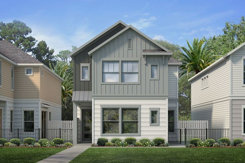Tidal Pointe At Southside Quarter Courtyard Homes New