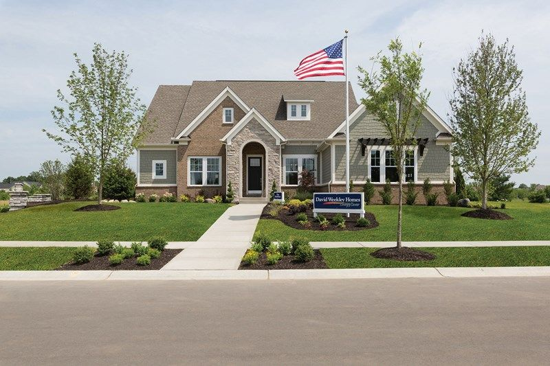 Single Family for Active at Bluffdale 3328 Pace Drive Westfield, Indiana 46074 United States