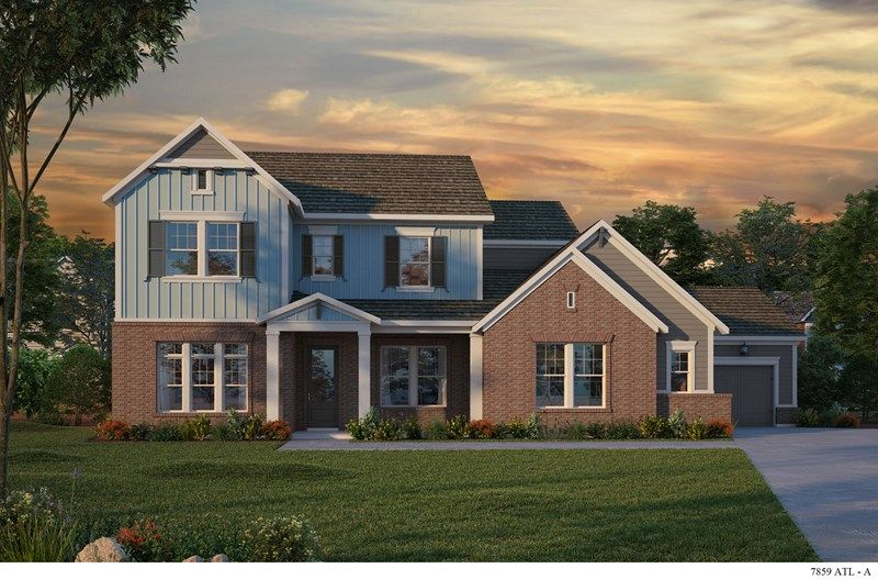 Single Family for Active at Terramont 16210 Grand Litchfield Drive Roswell, Georgia 30075 United States