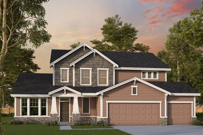 Single Family for Active at Summerbrook - Hedgebrook 12079 Sw Summerbrook Lane Tigard, Oregon 97223 United States