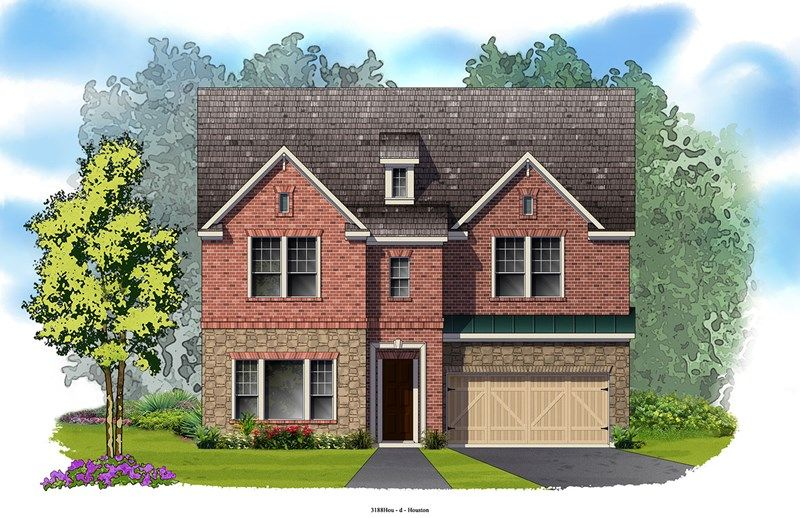 Single Family for Sale at Village At Spring Branch - Estate Homes - Tourville 8311 Barberry Branch St Houston, Texas 77055 United States