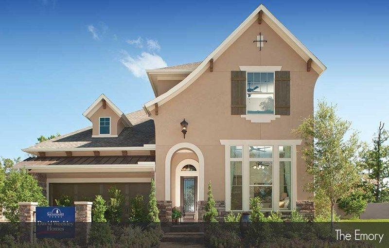 Single Family for Sale at Emory 302 Sonoma Court Shenandoah, Texas 77384 United States