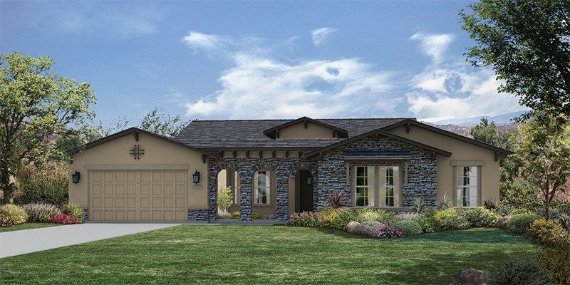 Single Family for Sale at Golf Canyon At Estrella - The Reserve - Verde Goodyear, Arizona 85338 United States
