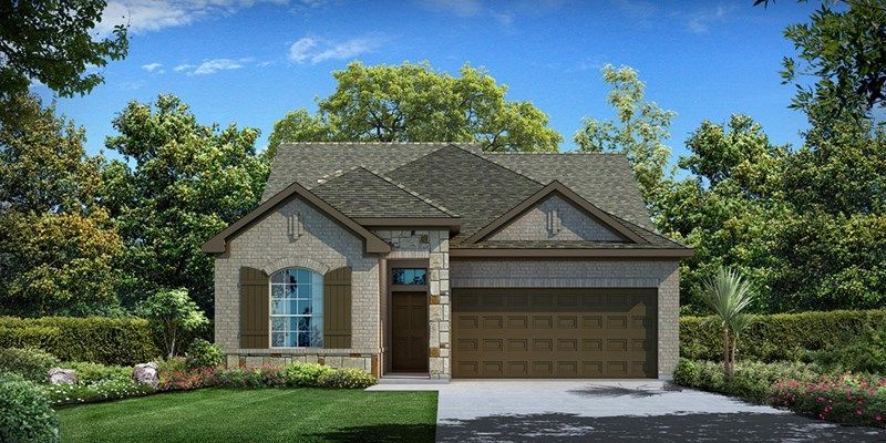 Single Family for Sale at Enclave At Castlebridge - Mauville 113 Saddle Drive Jersey Village, Texas 77065 United States