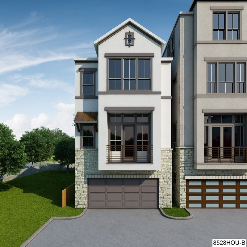 Single Family for Sale at Reserve At Washington - Foxford Call For Appointment Houston, Texas 77008 United States
