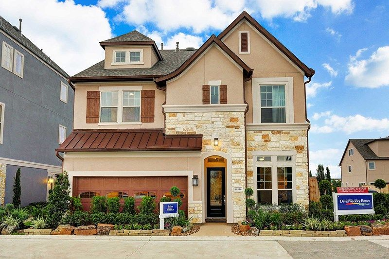 Single Family for Sale at Royal Oaks Square - Garden Homes - Wickham 11916 Wedemeyer Way Houston, Texas 77082 United States