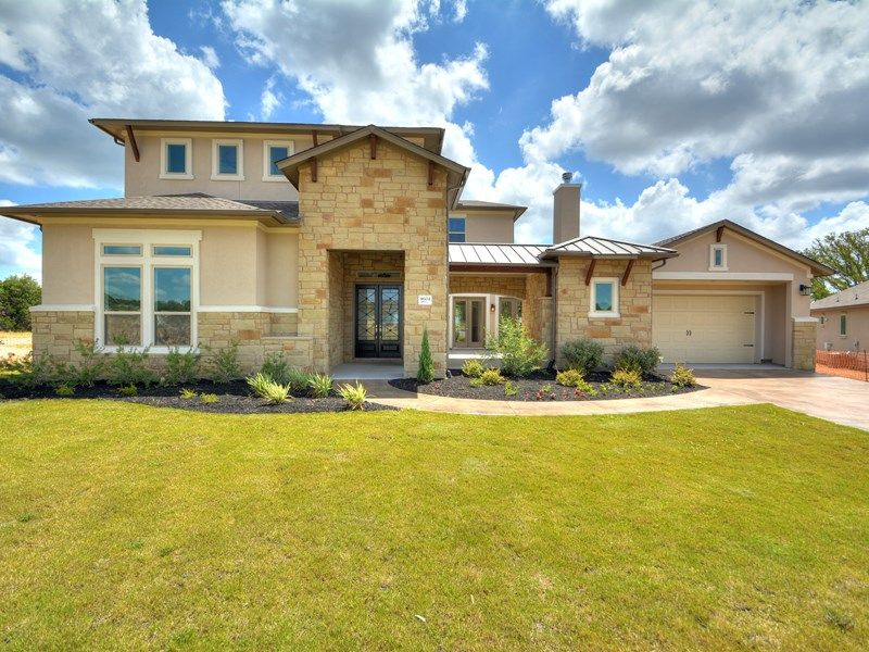 Single Family for Sale at Moonstar 9604 Chamois Way Austin, Texas 78736 United States