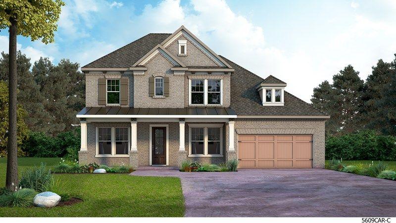 Single Family for Sale at Fullwood Station - Waltham 1121 S. Trade St. Matthews, North Carolina 28105 United States