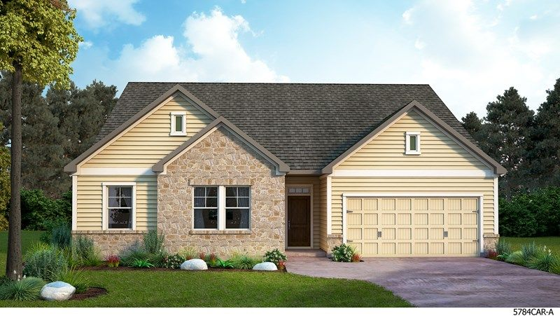 David weekley homes massey classic collection 60 for Fort mill sc home builders
