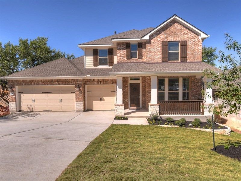 113 gallatin drive kyle tx new home for sale