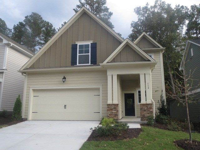 Real Estate at 112 Chapel Run Way, Chapel Hill in Chatham County, NC 27517