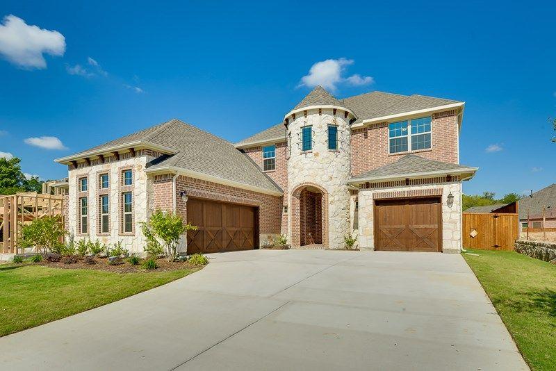 Single Family for Active at Mcmanus 417 Harmony Way Keller, Texas 76248 United States