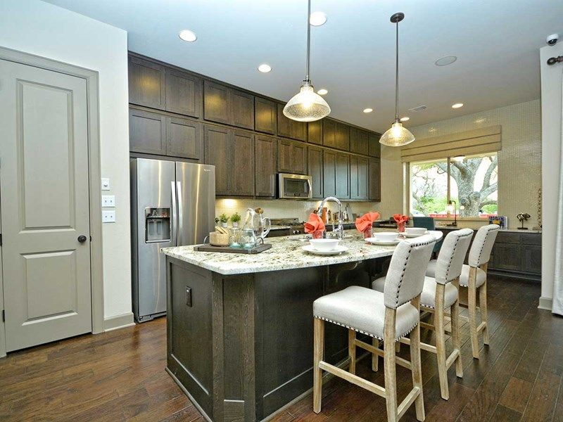 Wolf Ranch new homes in Georgetown TX by David Weekley Homes