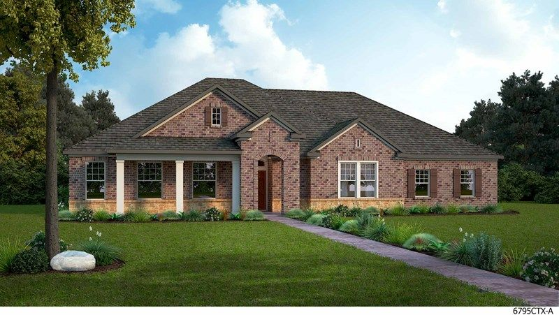 Single Family for Active at Edwards 460 Ocate Mesa Trail Liberty Hill, Texas 78642 United States