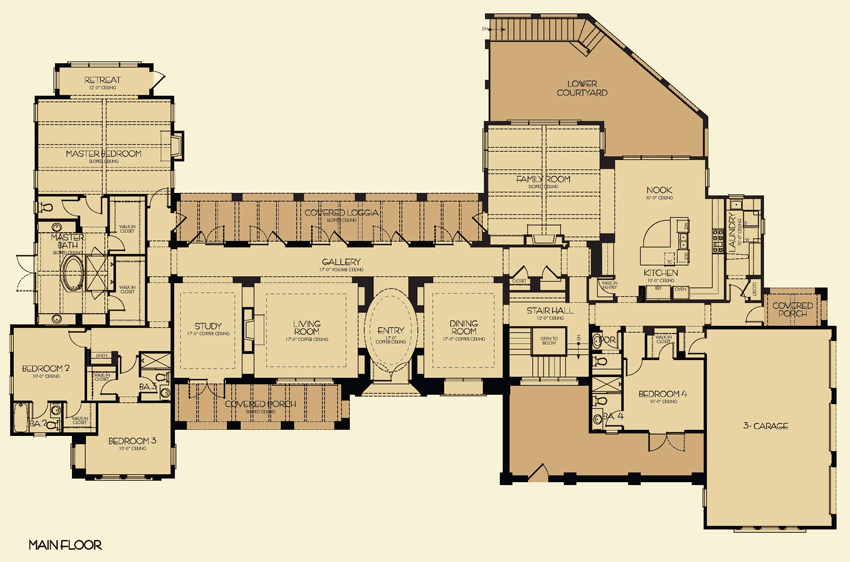 Additional photo for property listing at Custom Home 15672 Shady Lane Los Gatos, California 95032 United States