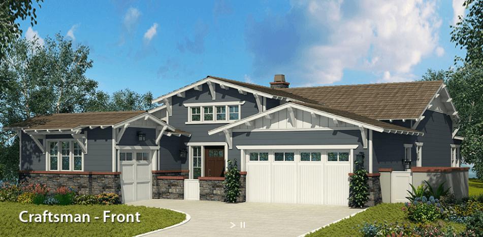 Single Family for Sale at Davidon At Wilder - Residence 3 51 Tomcat Way Orinda, California 94563 United States