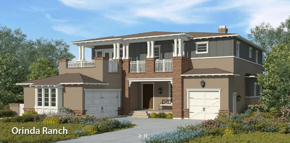 Single Family for Sale at Davidon At Wilder - Residence 4x 51 Tomcat Way Orinda, California 94563 United States