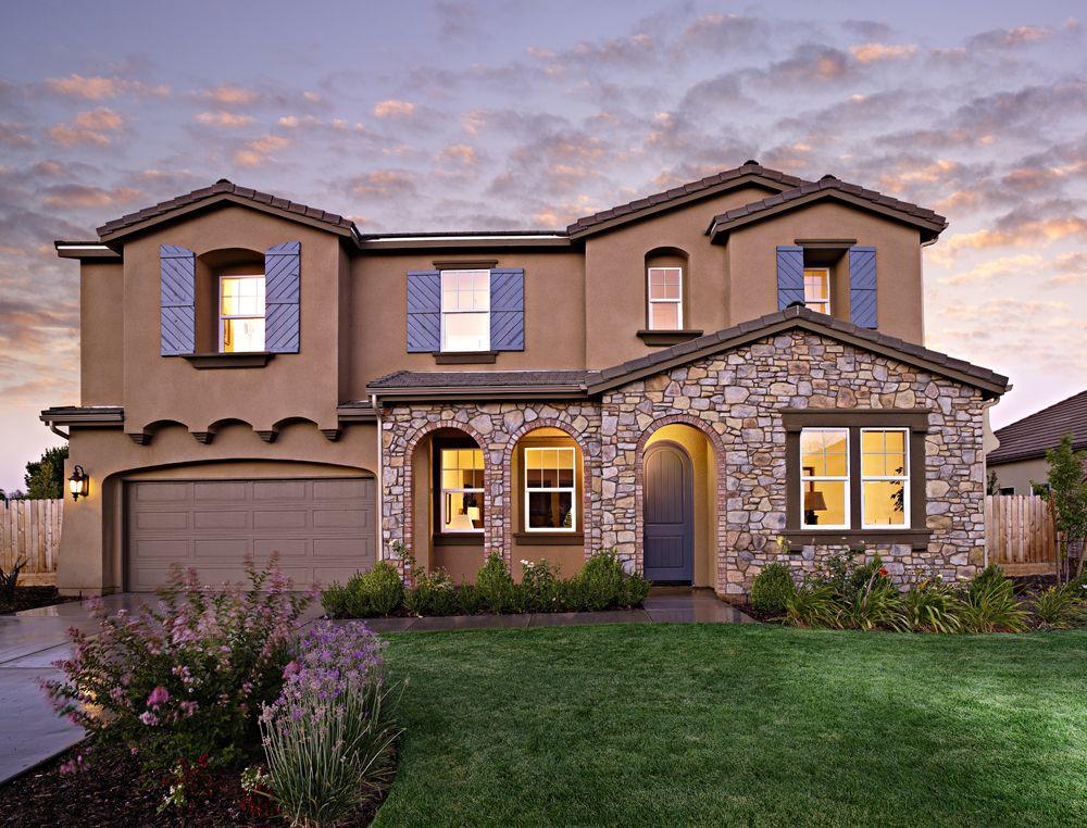 Single Family for Sale at Trailside - Residence 350i 3432 Leonard Ave Fresno, California 93737 United States