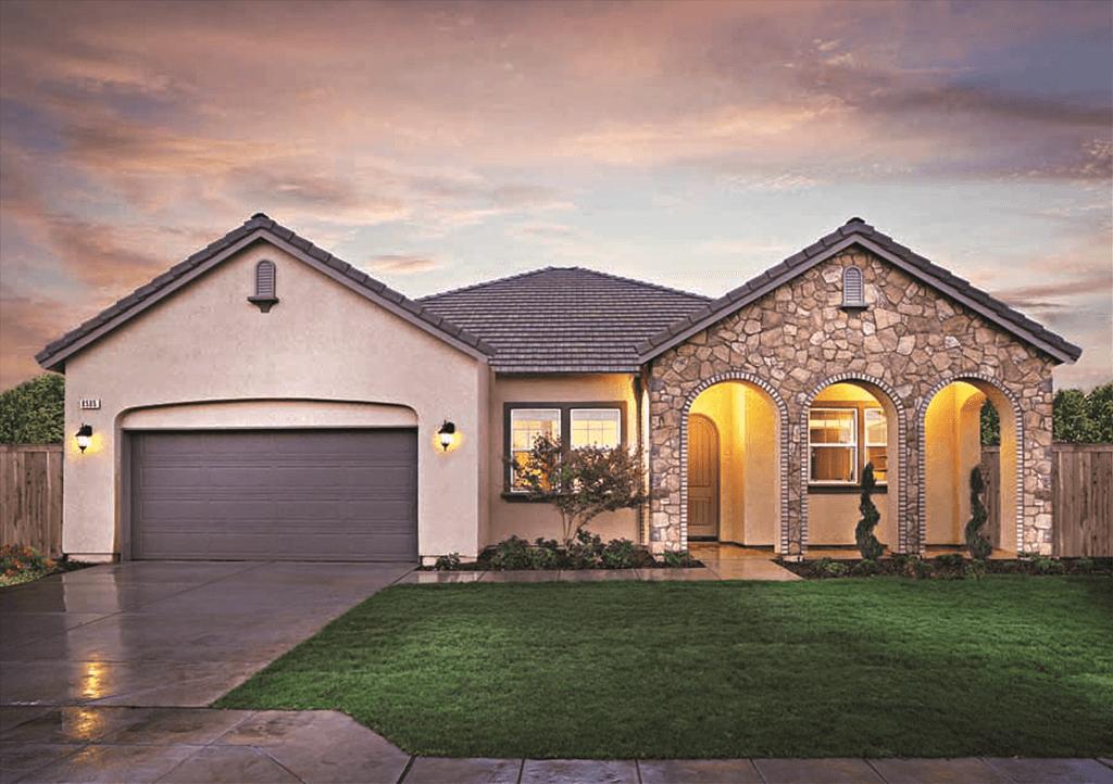 Single Family for Sale at Trailside - Residence 205i 3432 Leonard Ave Fresno, California 93737 United States