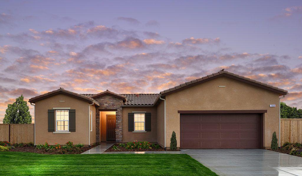 Single Family for Sale at Trailside - Residence 175i 3432 Leonard Ave Fresno, California 93737 United States