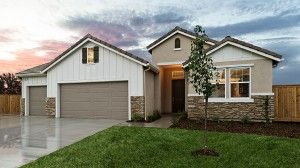 Single Family for Sale at Trailside - Residence 170i 3432 Leonard Ave Fresno, California 93737 United States