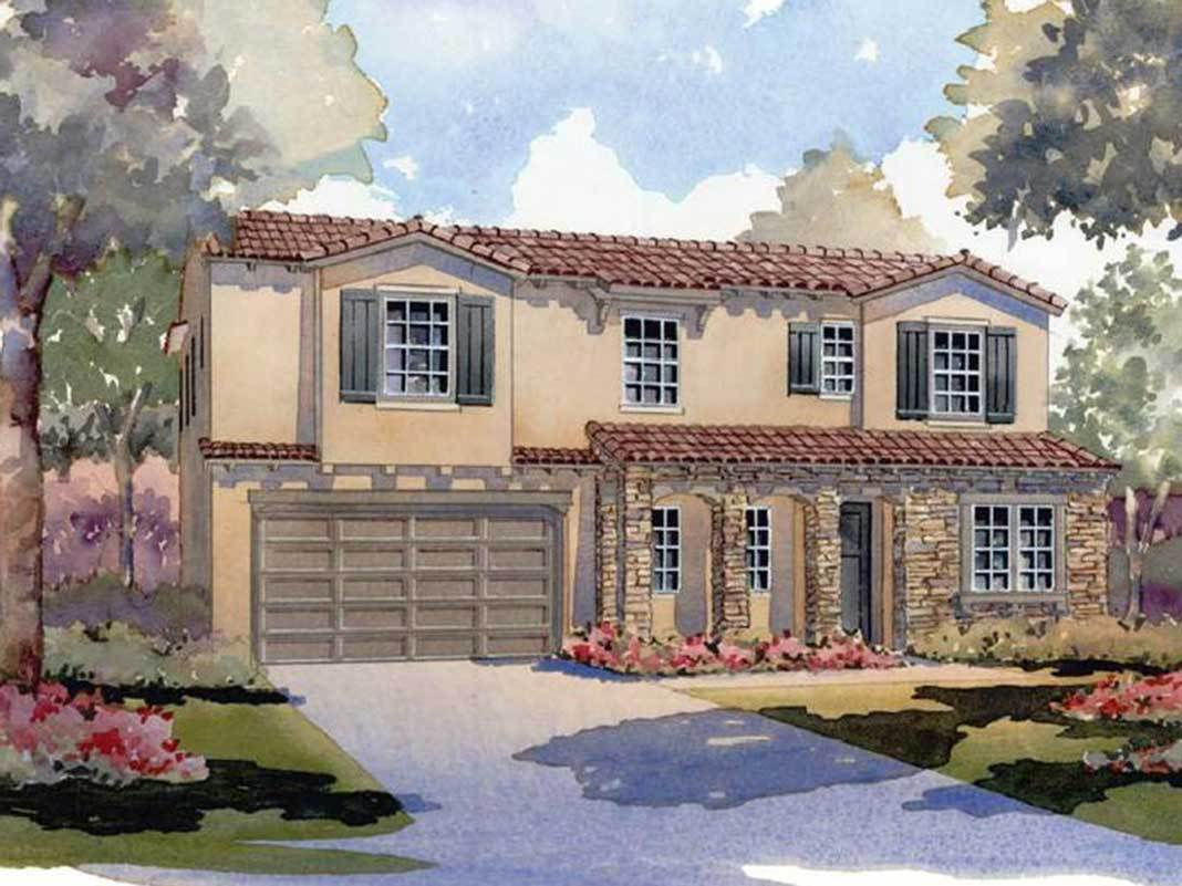 Single Family for Sale at Mira Bella - Residence 350 18868 Via Bellaggio Friant, California 93626 United States
