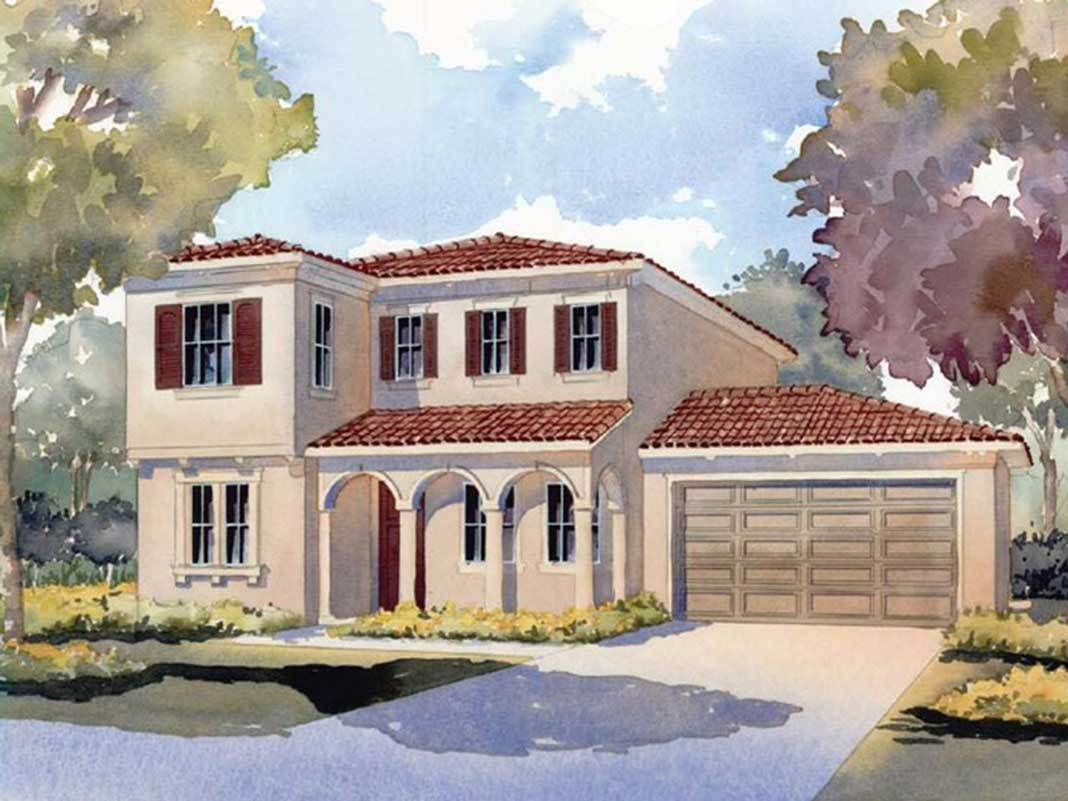 Single Family for Sale at Mira Bella - Residence 260 18868 Via Bellaggio Friant, California 93626 United States