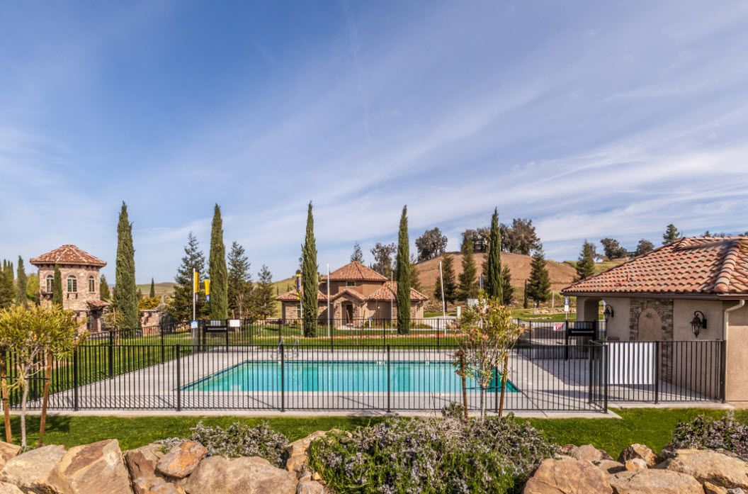 Single Family for Sale at Residence 320 18790 Via Bellaggio Friant, California 93626 United States