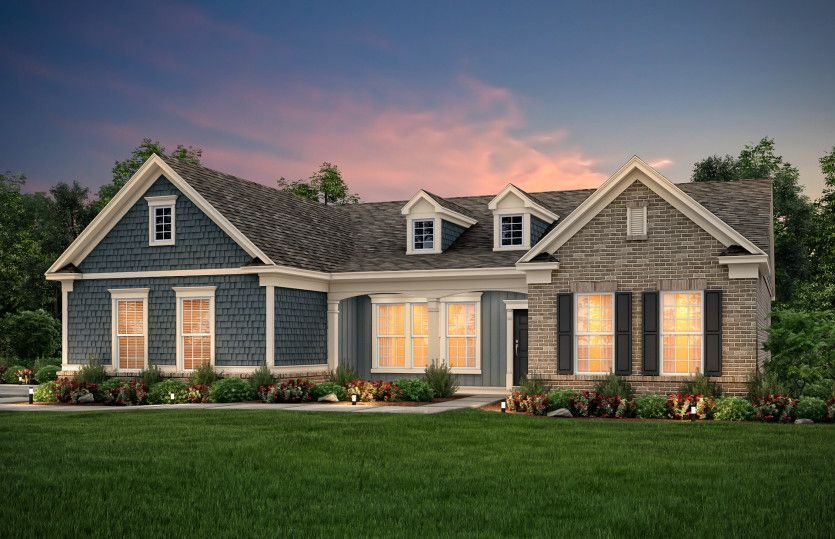 Single Family for Active at Southern Springs - Estates - Tangerly Oak 107 Blount Court Spring Hill, Tennessee 37174 United States