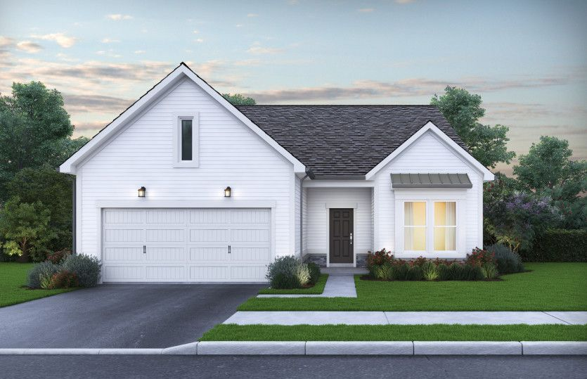 Single Family for Active at Del Webb Florham Park - Martin Ray 2a Applegate Drive Florham Park, New Jersey 07932 United States