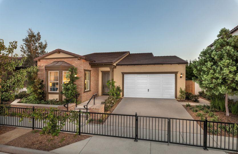 Single Family for Active at Olvera At La Floresta - Ventana 313 S. Terrazo Drive Brea, California 92823 United States