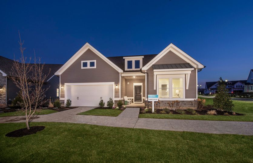 Single Family for Active at Del Webb Florham Park - Abbeyville 2a Applegate Drive Florham Park, New Jersey 07932 United States