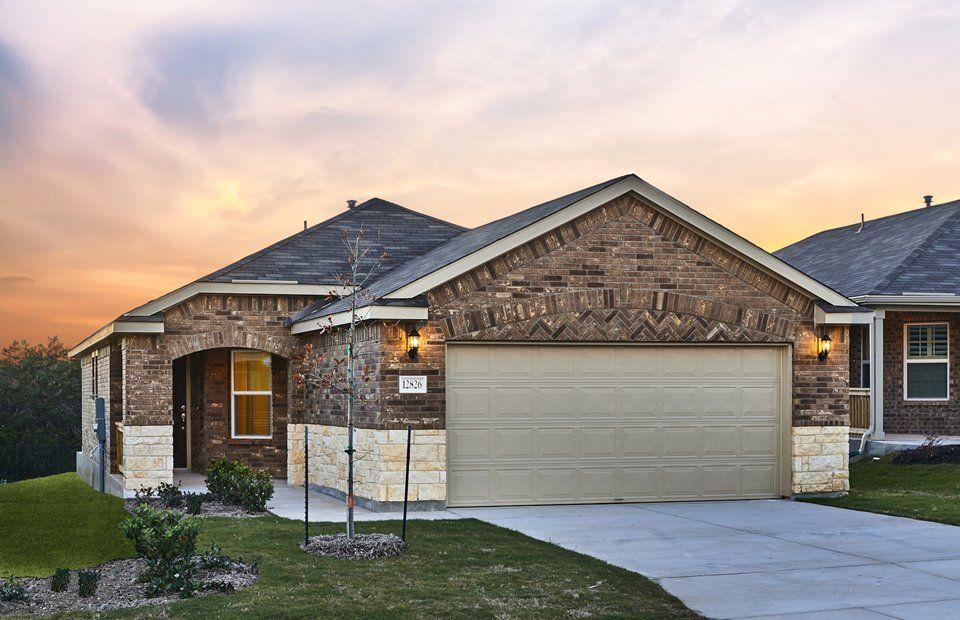 Del webb del webb sweetgrass noir coast 1158229 for Coastal home builders texas