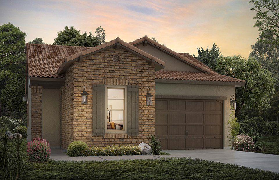 'Single Family' building or community at 'Olvera at La Floresta Brea, California 92823 United States'