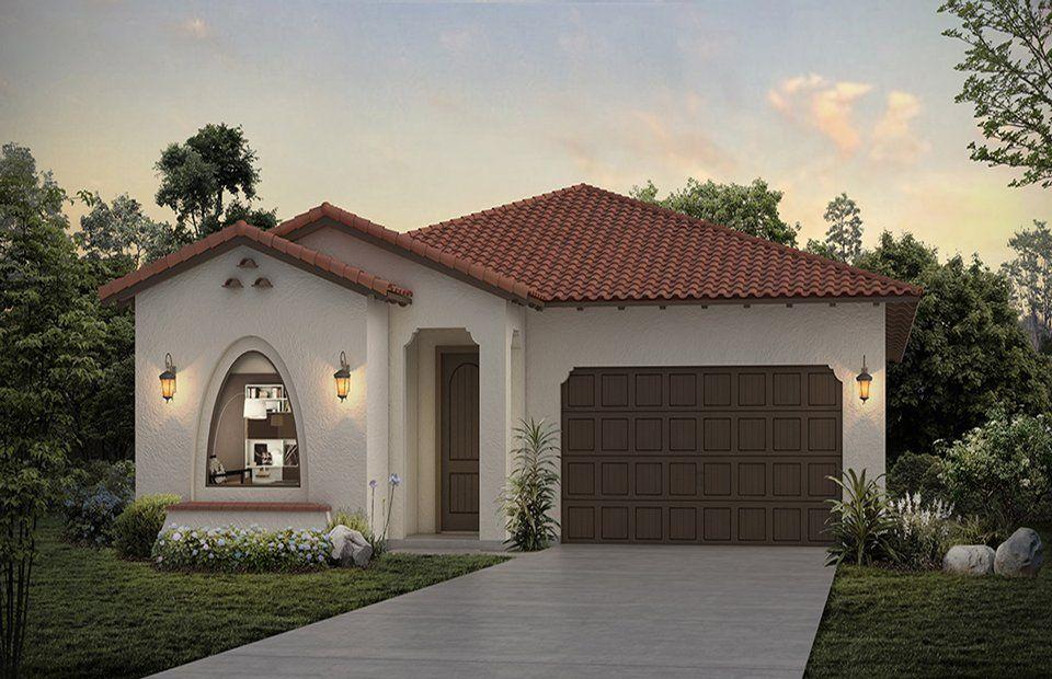 단일 거주 용 매매 에 Olvera At La Floresta - Ventana 313 S. Terrazo Drive Brea, California 92823 United States