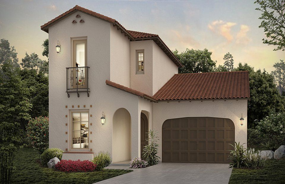 Single Family for Sale at Olvera At La Floresta - Malaga 313 S. Terrazo Drive Brea, California 92823 United States