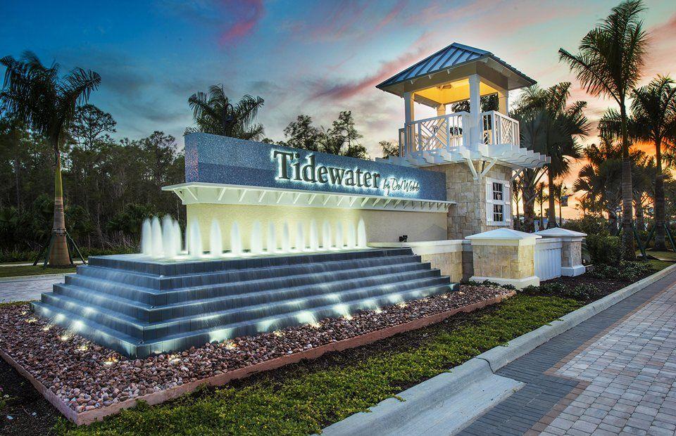 Photo of Tidewater by Del Webb in Estero, FL 33928