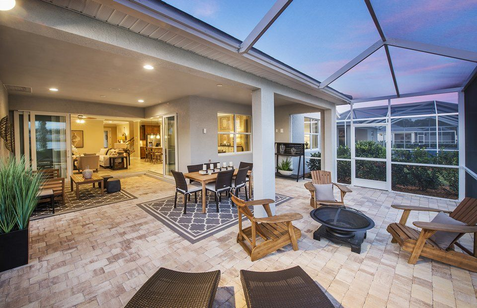 Tidewater By Del Webb New Homes In Fort Myers Fl By Del Webb