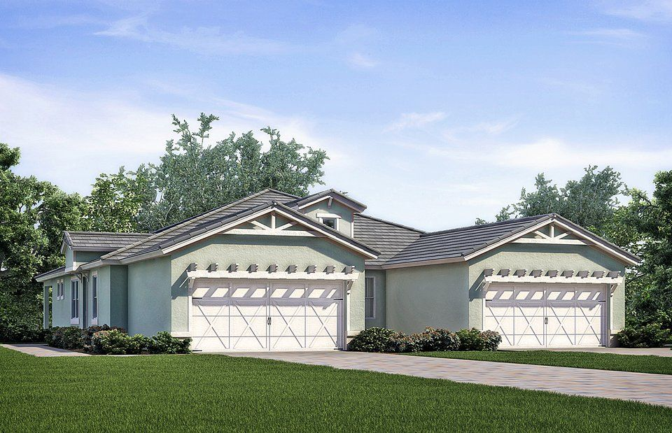 Serenity tidewater by del webb in estero for Tidewater homes
