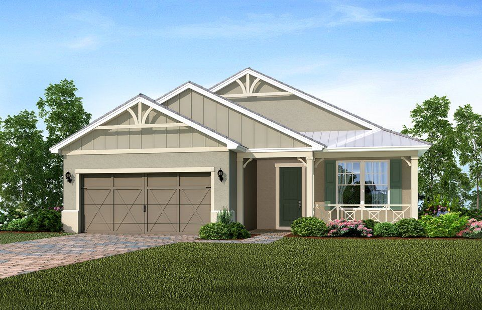 Martin ray tidewater by del webb in estero for Tidewater homes