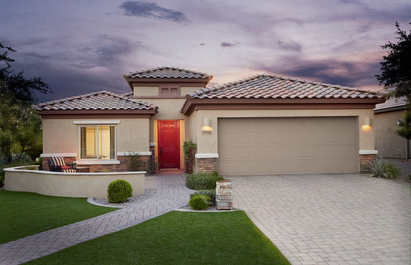 Single Family for Sale at Enchantment 10330 S Buggy Place Vail, Arizona 85641 United States