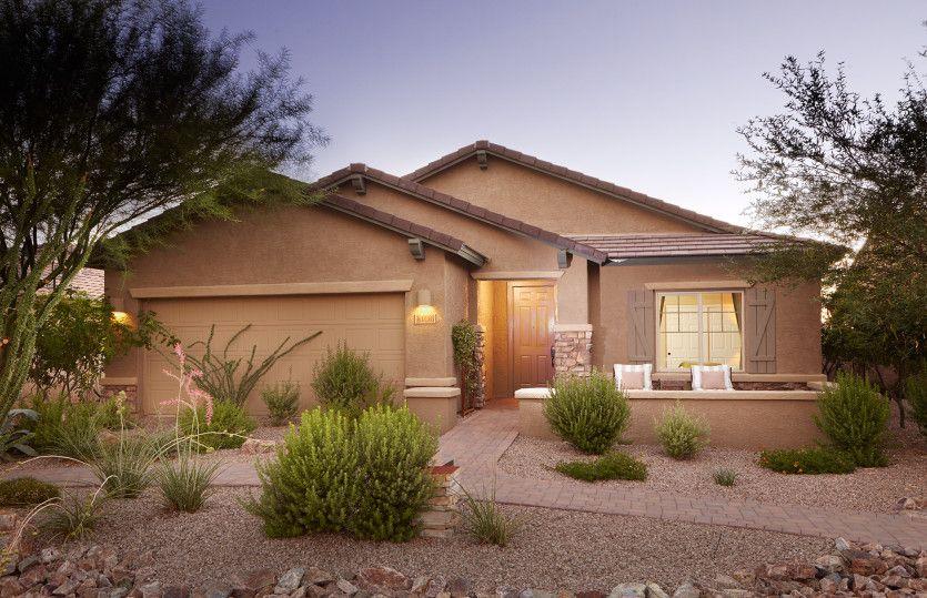 Single Family for Sale at Essence 13722 E Poelstra Street Vail, Arizona 85641 United States