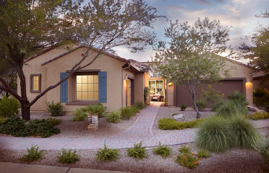Single Family for Sale at Triumph 10290 S. Binder Dr Vail, Arizona 85641 United States