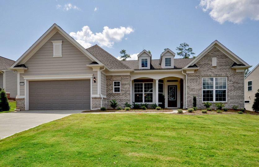 Single Family for Sale at Sonoma Cove 1070 Dockside Pl Greensboro, Georgia 30642 United States
