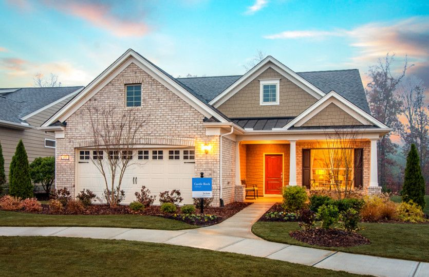 Single Family for Sale at Del Webb At Lake Oconee - Castle Rock 1001 Muscogee Way Greensboro, Georgia 30642 United States
