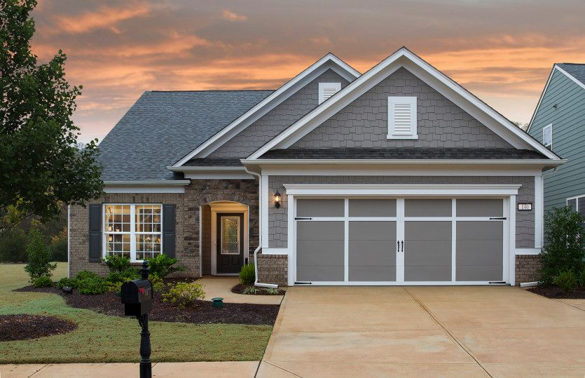 Single Family for Sale at Del Webb At Lake Oconee - Martin Ray 1001 Muscogee Way Greensboro, Georgia 30642 United States